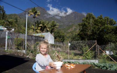 Cirque de Salazie – Piton de la Fournaise   L'Île de La Réunion en famille