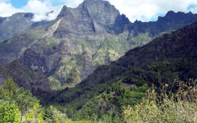 Randonnée vers le Piton des Neiges   Île de La Réunion