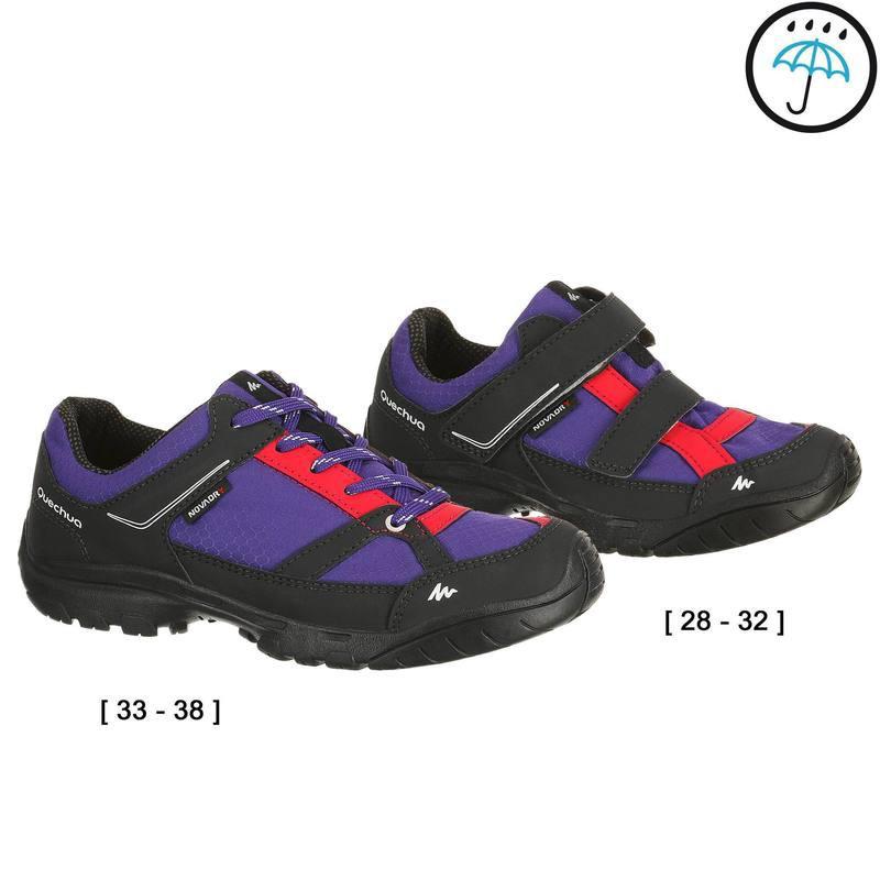 Chaussures enfants Arpenaz 50 étanches